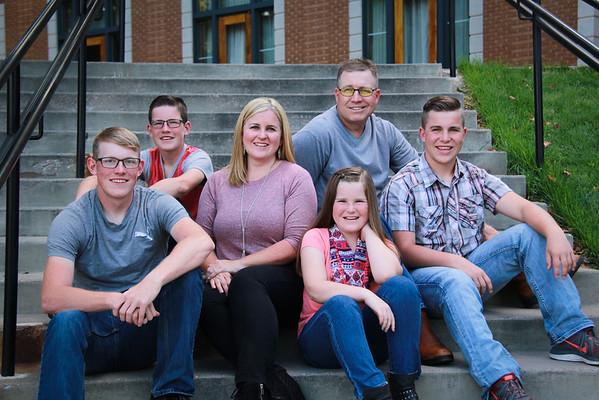 Cox Family 2016