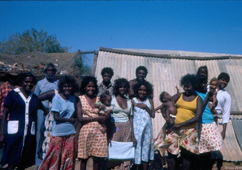 1980 Noonkambah group