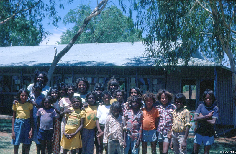 Bayulu school kids