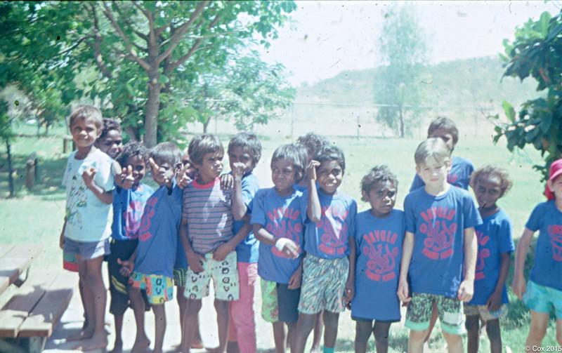 Bayulu school kids