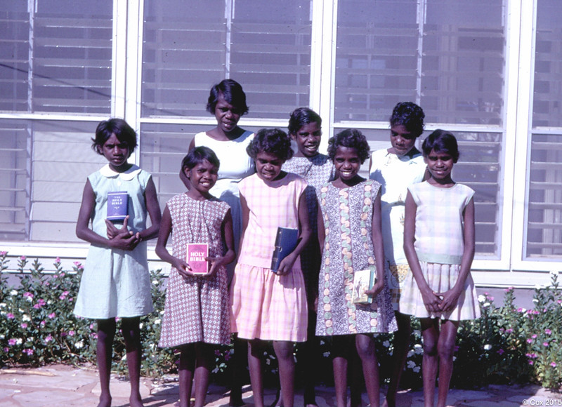 Hostel girls 1968