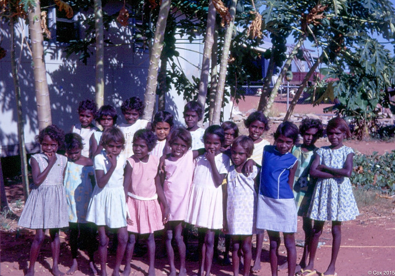 1970 Hostel girls