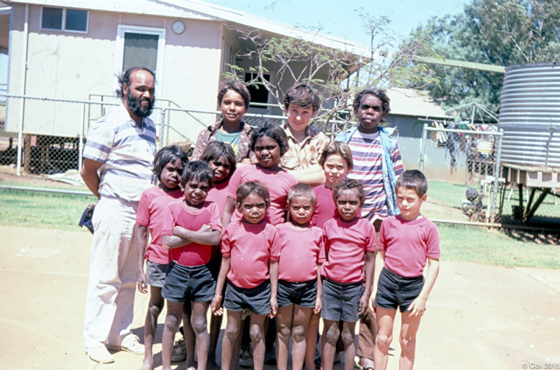 Cherrabun School kids