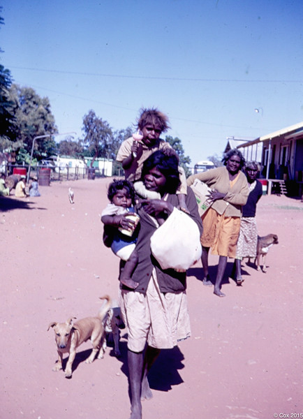 1969 Sarah Charles and children