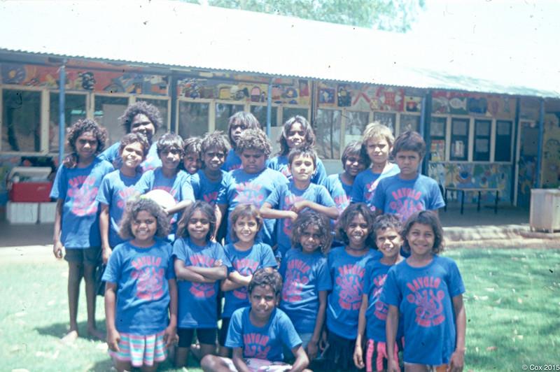 1980 School kids