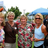 0021 Class of 1973 friends, Paula (Thrailkill) Young, Dee (Dotson) Clayton and Diane (Wichner) Edmonds, Donna (Wichner) Carlson (1971) and Lynn (Alvarez) McCall (1972)