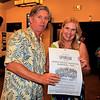Bart DeBoe_Kathy Gamby_7311.JPG<br /> HBHS Class of '73 - 40 year reunion