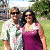 HBHS 'All Years' Reunion Picnic - Lake Park<br /> Diane Wichner Edmonds, Lynn Alvarez McCall