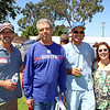 HBHS 'All Years' Reunion Picnic - Lake Park<br /> Scott Angle, Mike Prendeville, Mark Pynchon, Joi Prendeville