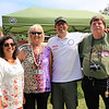2019-07-28_HBHS Reunion_65_Hal Cady_Lynn Alvarez_Leslie Teal_Tom LaParne_James Bailey.JPG<br /> Huntington Beach High School All-Years Reunion Picnic