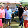 2019-07-28_HBHS Reunion_44_Cindy Howard White_Frank Alvarez_Hal Cady_Lynn Alvarez McCall.JPG<br /> Huntington Beach High School All-Years Reunion Picnic