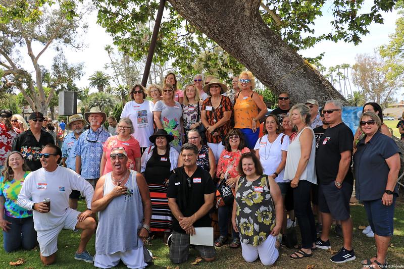 2019-07-28_HBHS Reunion_14_Classes of '70s.JPG<br /> Huntington Beach High School All-Years Reunion Picnic