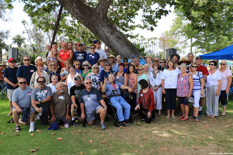 2019-07-28_HBHS Reunion_8_Class of 1968&1969.JPG<br /> Huntington Beach High School All-Years Reunion Picnic<br /> <br /> This group had their 50 year class reunion the night before!