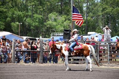 Volusia County Cattlemen's Association 2012 Sweetheart Kelsey Maloney