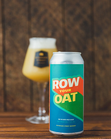 Alvarado Street - Row your Oat