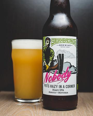 Stormbreaker - Nobody Puts Hazy in a Corner