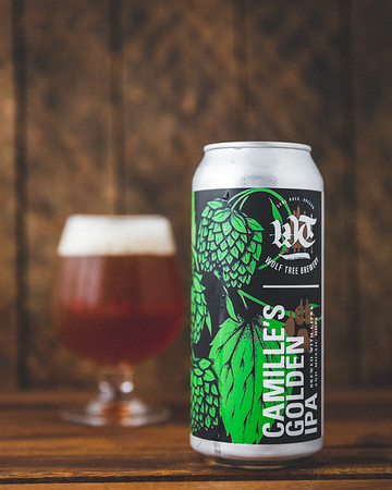Wolf Tree - Camilies Golden IPA