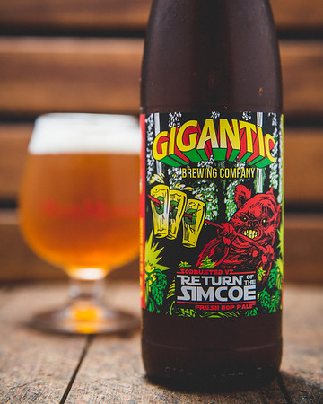 Gigantic - Return of the Simcoe