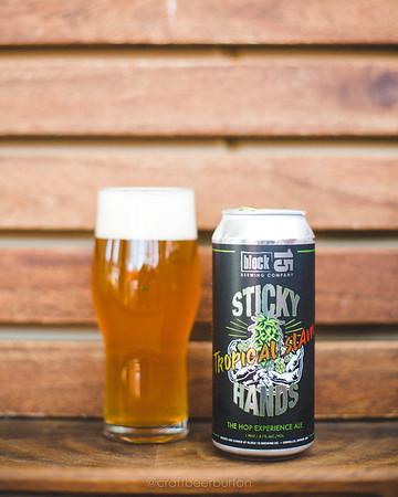 Block 15 - Sticky Hands Tropical Slam