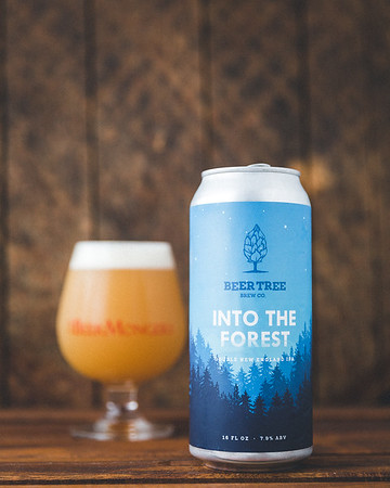 Beer Tree - Into the forest