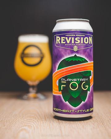 Resivion - Planetary Fog