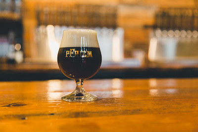 pFriem - Belgain Strong Dark Ale