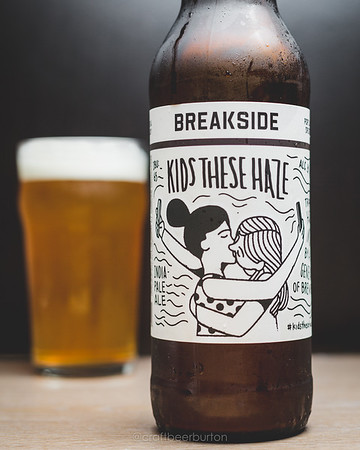 Breakside - Kids these Haze