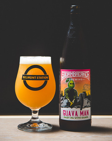 Stormbreaker - Guava Man