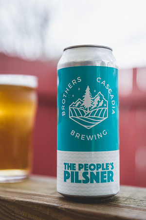 Brothers Cascaida - The People's Pilsner