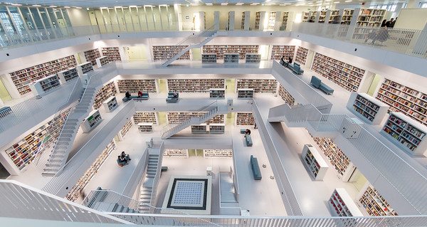 City Library Stuttgart