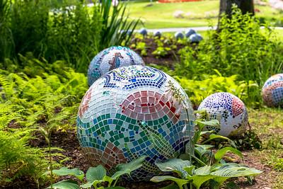 Tiffany Garden Balls