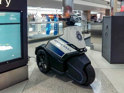 Denver Police Trike