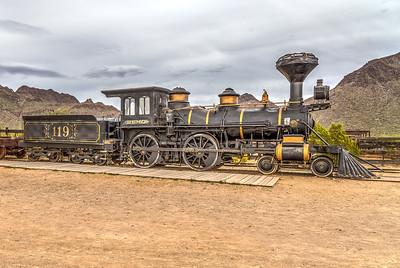 Old Tucson Railway