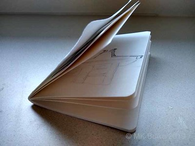 Strathmore Watercolor Travel Journal | Red Harp Arts
