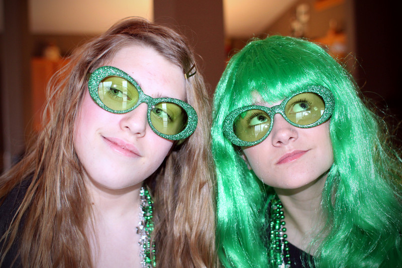 0314 St Paddy's Day party...