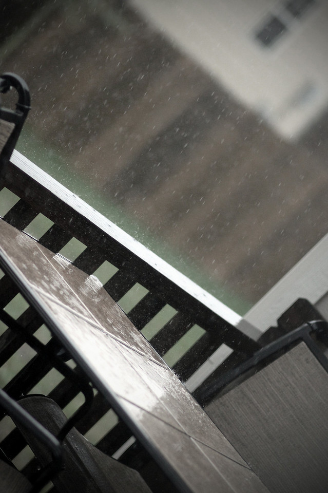 0422 Spring rain!