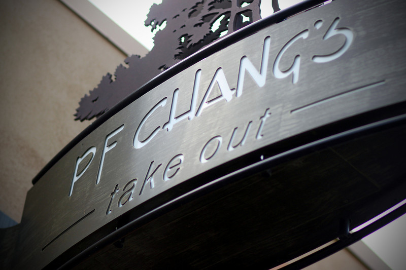 0430 Who doesn't love PF Chang's take out?
