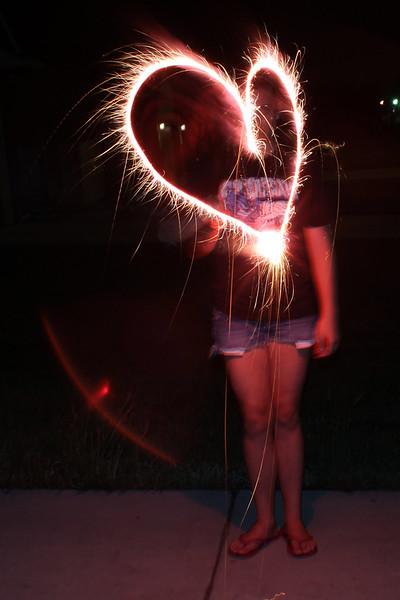 0704 Sparklers...