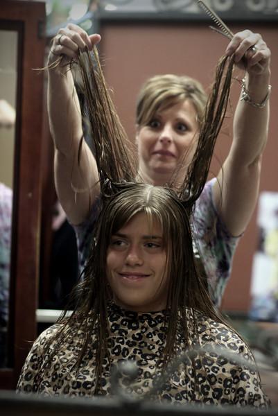 0801 Haircut...