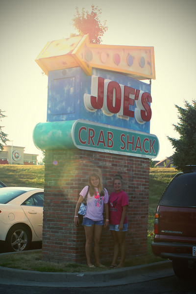 0815 Joe's Crab Shack!