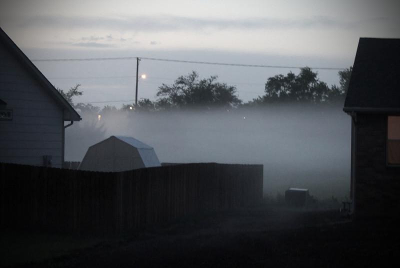 0512 Fog rolling in.