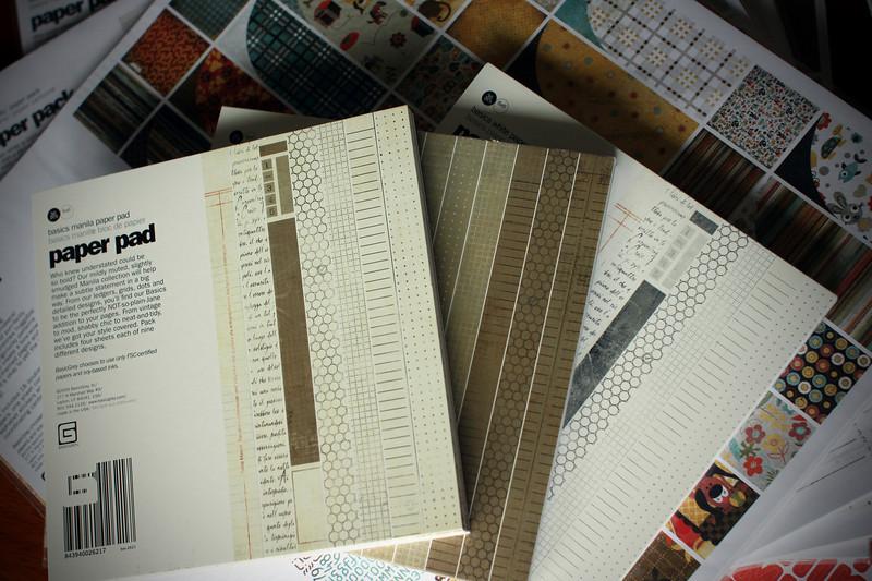 0521 I love paper... especially Basic Grey!