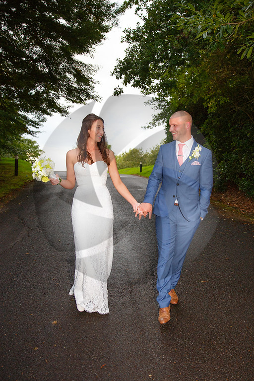 Craig & Michelle - Nutfield Priory
