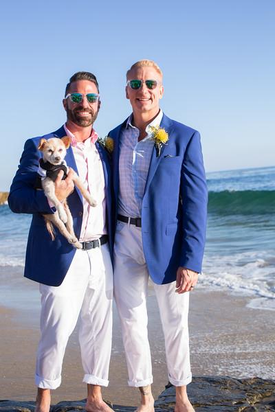 Craig and Wayne's Wedding