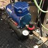 Paasche compressor. Original retail $130. A steal at $65.  SOLD!