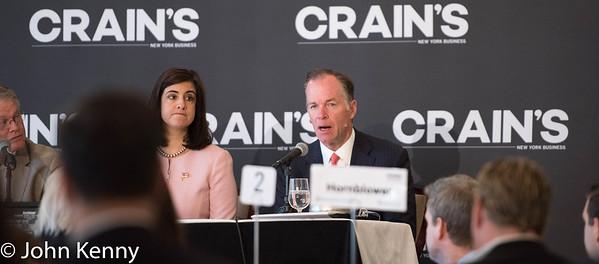 Crain's Debate