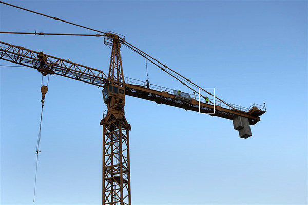 Crane for Dad
