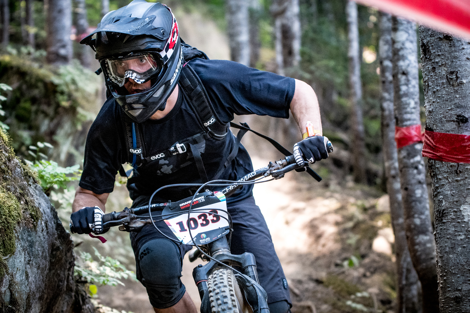 Petr Cagasek. Bell Helmets Canadian Open Challenger Enduro presented by CamelBak. Crankworx Whistler 2017. Photo by: Scott Robarts
