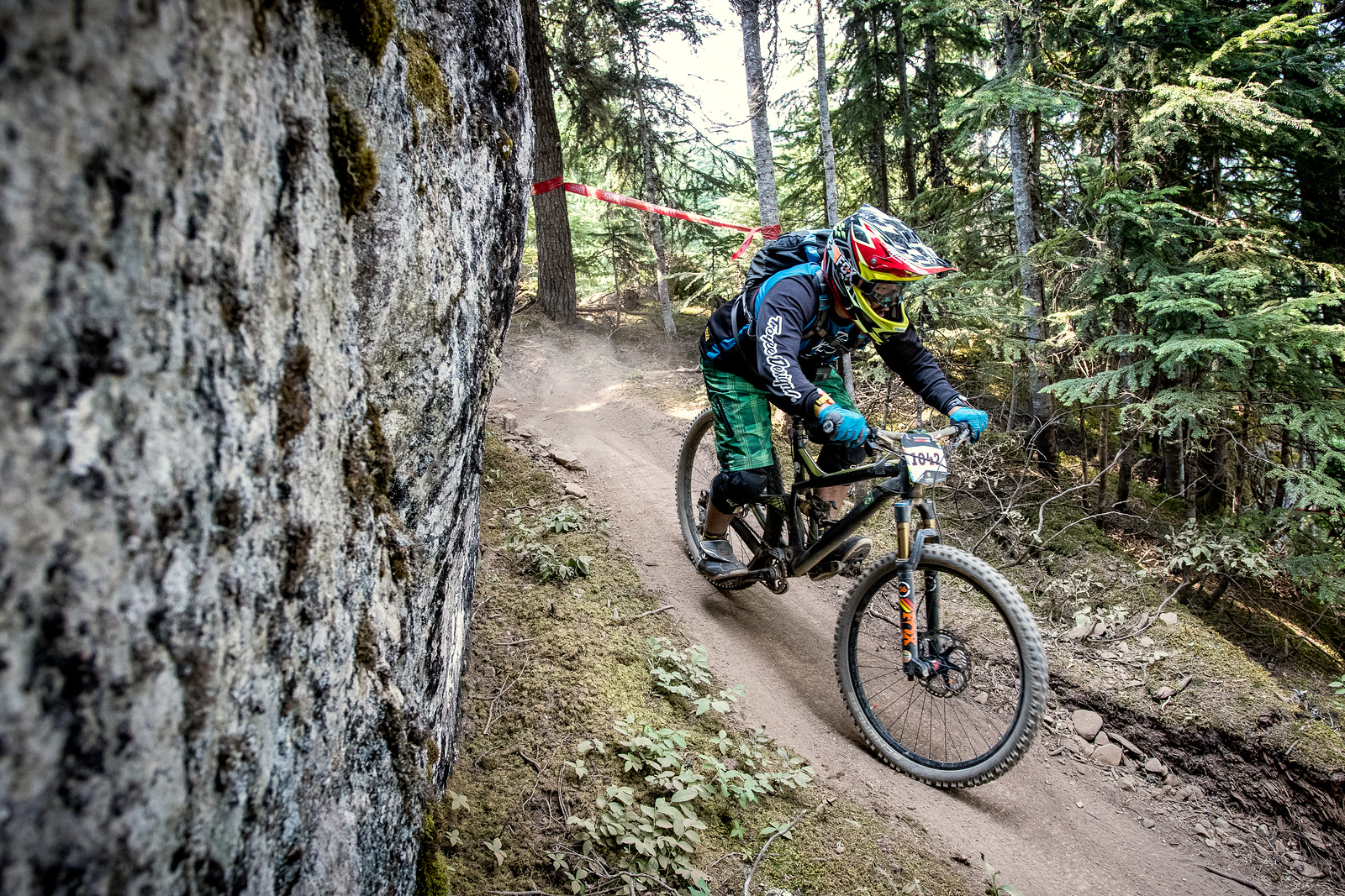 Bell Helmets Canadian Open Challenger Enduro presented by CamelBak. Crankworx Whistler 2017. Photo by: Scott Robarts