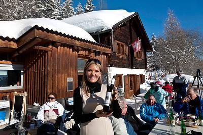 Crans Montana Winter 2012